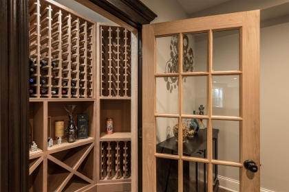Wine Cellar Storage Cabinets