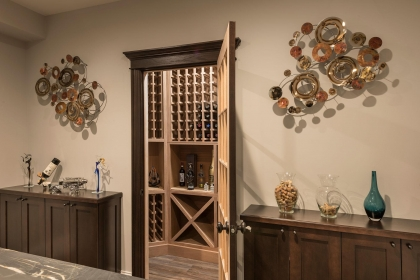 Wine Cellar Storage